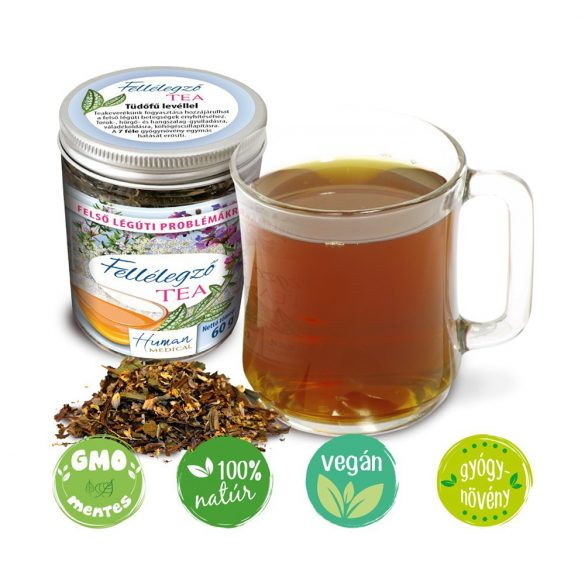 Respiratory comfort tea - for the problems of the respiratory system
