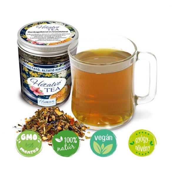 Sleepyhead tea - with SOOTHING, CALMING AND SLUMBEROUS EFFECT