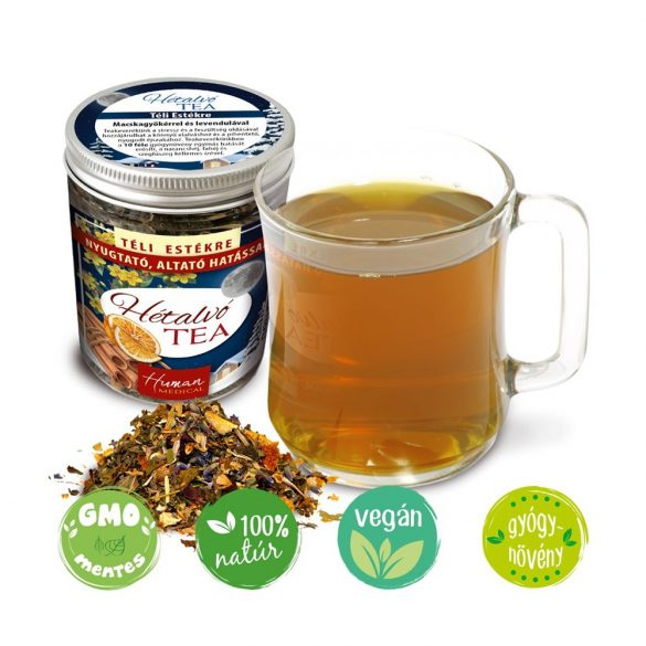Sleepyhead tea - FOR WINTER EVENINGS