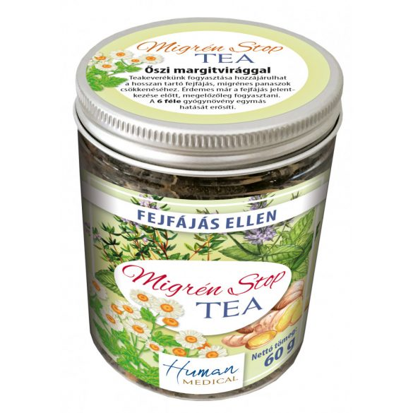 Migraine relief tea