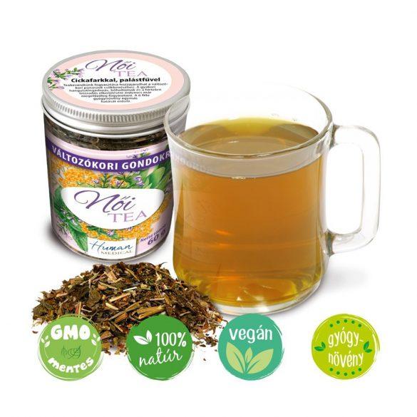 Women's tea - For menopause relief