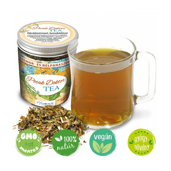 Tummy tea - for STOMACH AND INTESTINAL COMPLAINTS