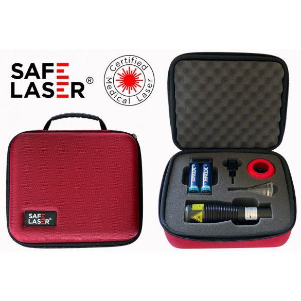 Safe Laser 1800 Infra (Free accessories and Safe Laser Gel)